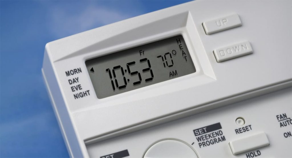 The Right Thermostat Can Save You Money